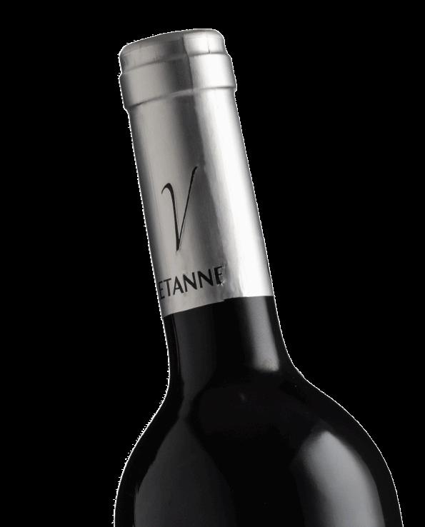 vin rouge AOC Côtes de Provence du Château la Valetanne domaine viticole à La Londe